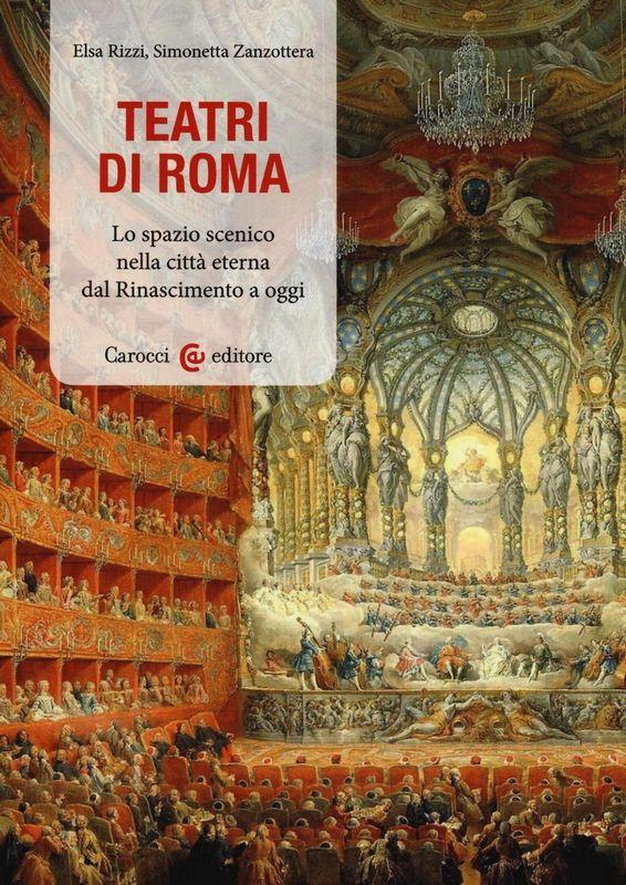 Pubblicazioni teatri a roma