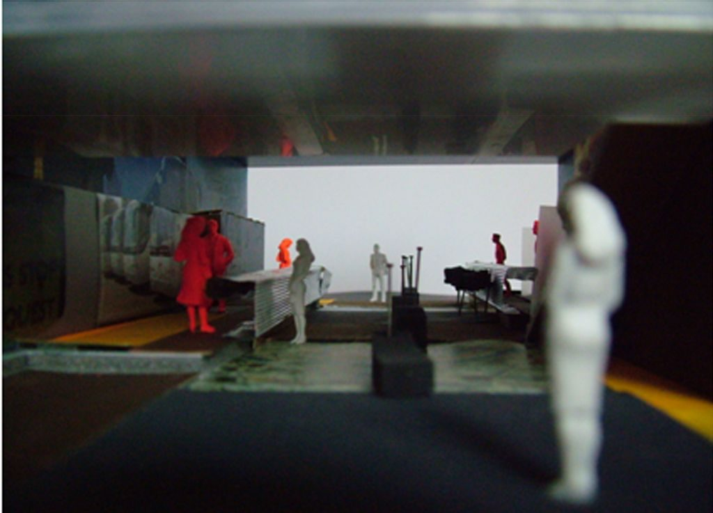Terminal terravision